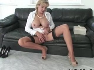 older  femdom obsess whore fisting