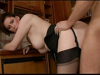 mature babe banging sons ideal fucker
