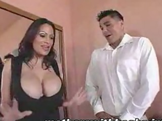 busty milf ava lauren takes her taut prostitute