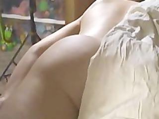 hubby films lady massage