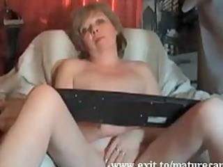 elderly magret fisting and orgasm at home