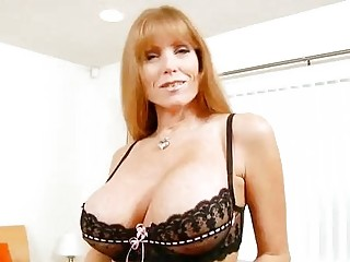 naughty older  redhaired darla crane