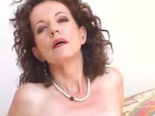 bushy mother loves dark penis