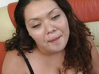 big ebony haired momma inside torture panties