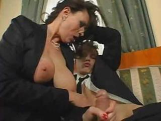 older  slutty assistant fuck