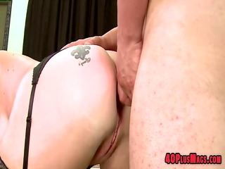 blond wife arse insertion