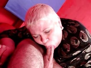 british grandma worships more amateur cock into