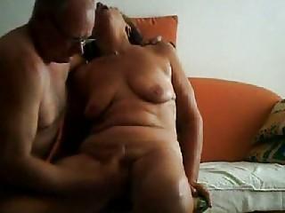 pure orgasm of a 64yo elderly