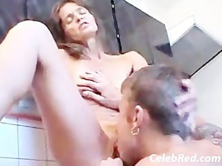 taboo stepmom and son in the dining room