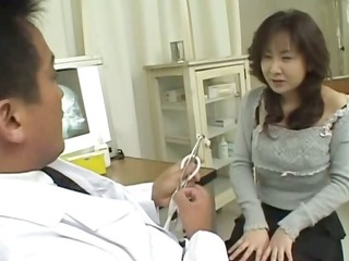 mongolian nurse and mongolian asshole