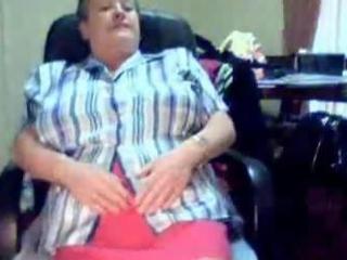 sandra 60 bbw elderly with big tits