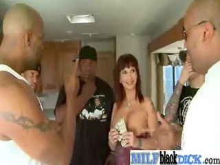 ebony cock drilling unmerciful amp mature babe