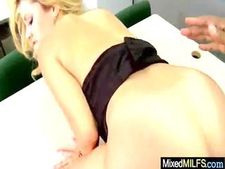 awesome woman get tough porn with dark boy vid-01