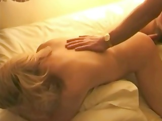 lover films his woman with an older guy he lets
