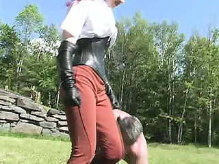extreme outdoor dominatrix babes bizarre balls
