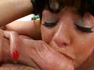 grownup cock sucking with stunning cougars