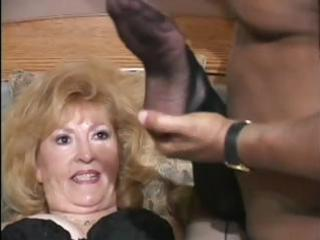 dirty elderly tries a lot of new things in porn