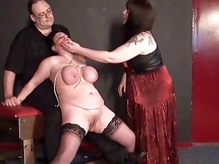 cougar dike slavegirls bizarre punishment