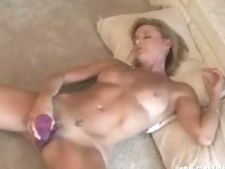 my stunning lady doing job her wet pink vagina