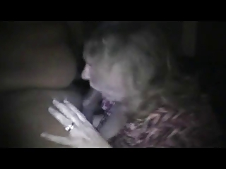 colorless cougar getting bbc at an mature theater