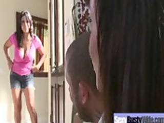 big bossom woman get fucked unmerciful video24