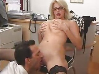 giant boobed milf with her boss...f70