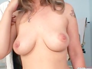 mature alena kitty speculum gyno exam at gyno