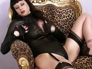 softcore masturbations of naughty woman inside