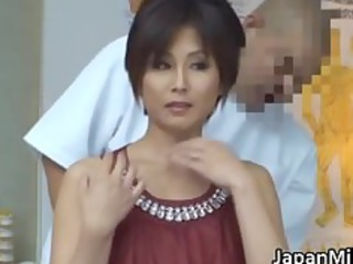 eastern  milf has massage and banging part1