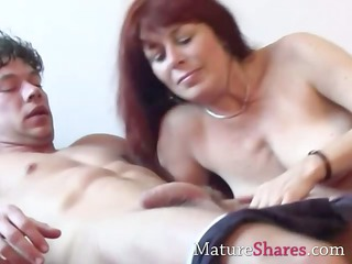 cheating stunning housewife