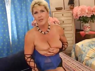 hairy cougar renate