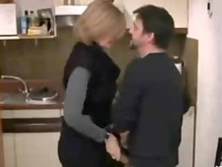 french woman is banged hard