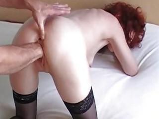 finger fucking my wifes loose slut