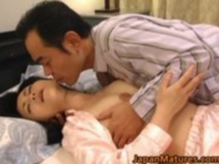 slutty japanese older  girls sucking
