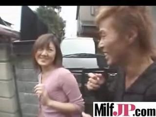 cute asians slutty woman own gangbanged uneasy