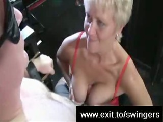 cum physiognomy for mature swinger tracey