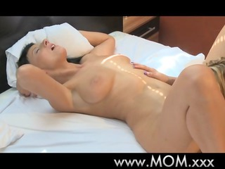 woman mature moms having climax