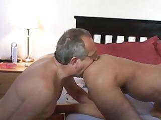 grandpa bang young man