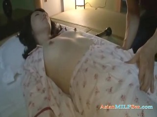 lady getting her nipples sucked hairy pussy