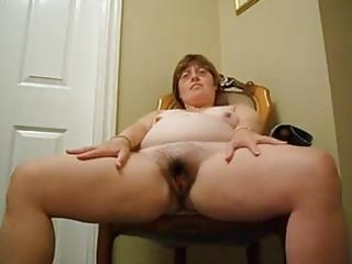 bbw mature demonstrates her figure