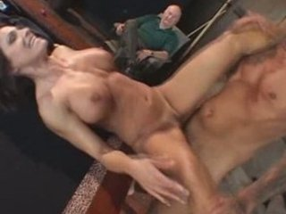 horny maiden had penis and fist drilled