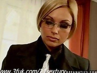 milf szilvia lauren into three people action