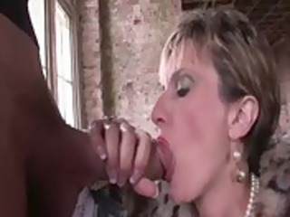 cougar nylons obsess amp blowjob pierce