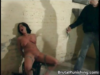 tough fetish and brutal punishement part5