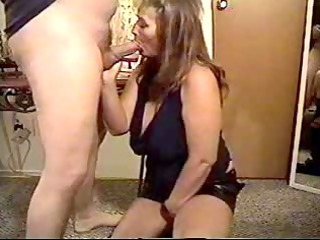 awesome busty brunette amateur cougar banged into